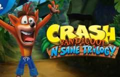Crash Bandicoot: N.Sane...