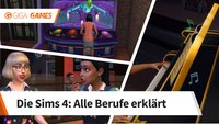 Die Sims 4: Berufe, Karriere und Jobs im Detail