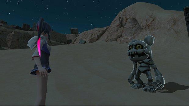 Digimon World - Next Order: Meteormon finden und Rätsel lösen