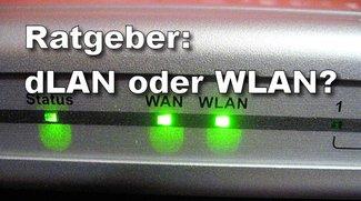 dLAN & WLAN: Unterschiede, Vorteile, Geräte