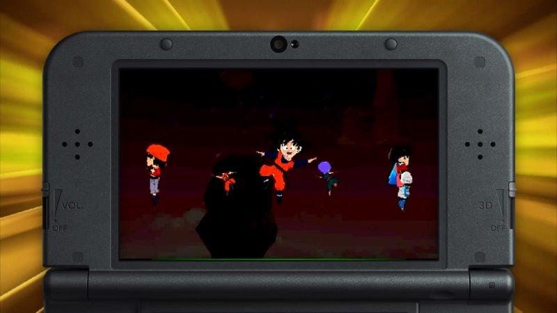 Auch fünf Kämpfer können zu einem riesigen Charakter fusionieren - und sind so noch stärker.