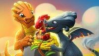 Dragon Mania Legends: Zucht mit Tabelle und Kalkulator