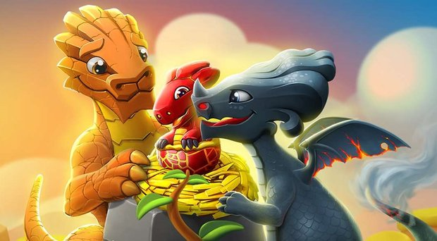 Dragon Mania Legends: Zucht mit Tabelle und Kalkulator