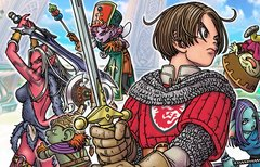 Dragon Quest X:...