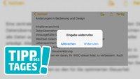 Gelöschte Notizen auf iPhone & iPad wiederherstellen, so geht's (4 Wege)
