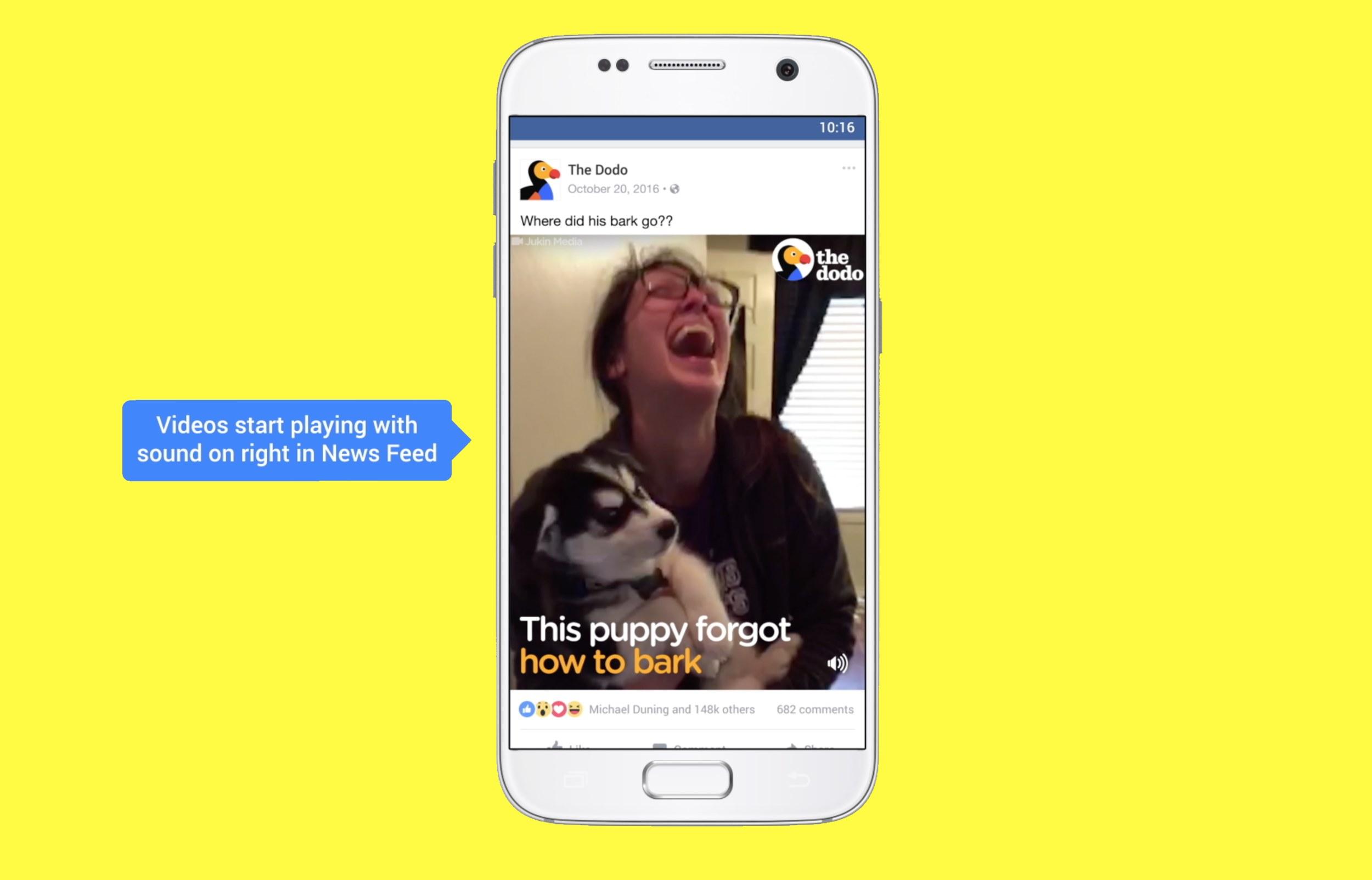Facebook Video Automatisch Abspielen Deaktivieren