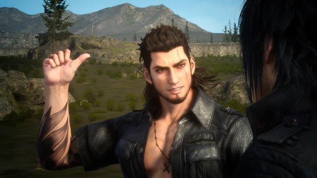 Final Fantasy 15: Termin für Gladiolus-Episode steht