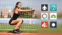 Fitness-Apps für iPhone, iPad und Apple TV im Test: Erfolgreiches Training zu Hause