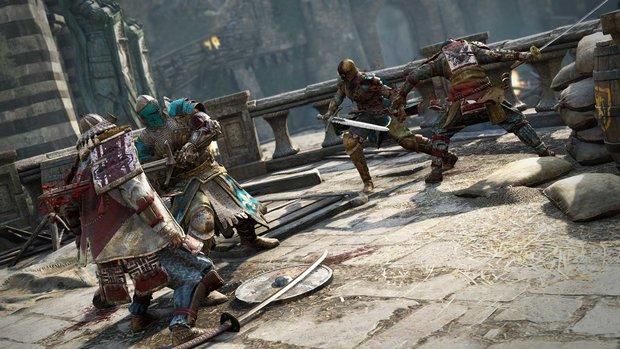 For Honor: Multiplayer, Koop und Splitscreen im Detail