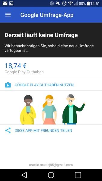 Google Play Guthaben 2
