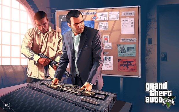 GTA 5: Take-Two verkündet eindrucksvolle Verkaufszahlen