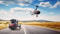 "Gyroplane ""PAL-V Liberty"": Das fliegende Auto kommt 2018"