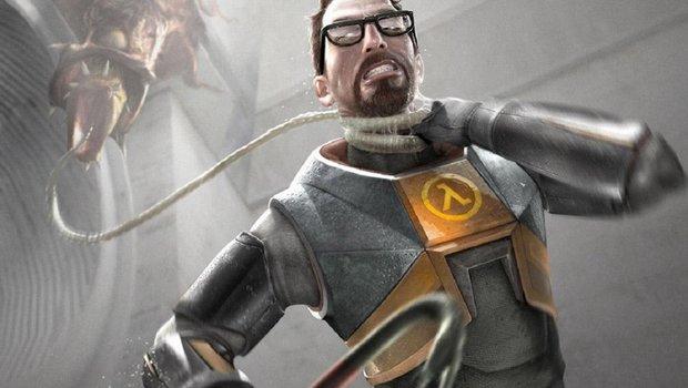 Half Life 2: So sieht der Shooter mit minimalistischer Grafik aus