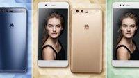 Es wird bunt: Huawei P10 auf neuen Fotos zu sehen