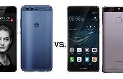 Huawei P10 vs. P9: Das...