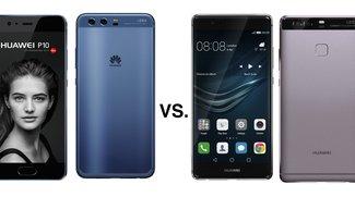 Huawei P10 vs. Huawei P9 im Vergleich: Das wichtigste Argument ist die Kamera