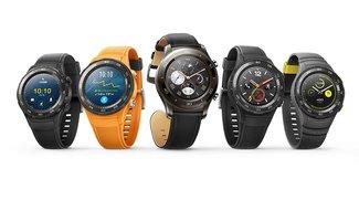 Huawei Watch 2 angeschaut: Smartwatch mit Android Wear 2.0 im Hands-On