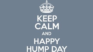 Was bedeutet Hump Day?
