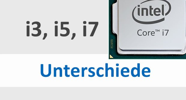 Unterschied Intel Core I5 Und I7
