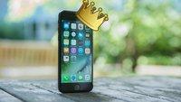 Apple überholt Samsung und ist wieder der König der Smartphones