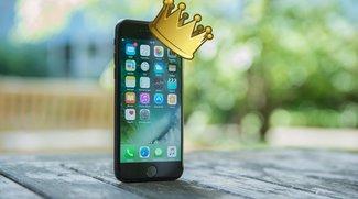 An der Spitze: iPhone 7 (Plus) beliebtestes Smartphone der Welt