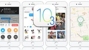 iOS 10.3: Das solltest du über das neue System wissen