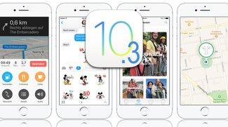 iOS 10.3: Das solltest du über das kommende System wissen