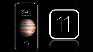 iOS 11 und iPhone 8: Interface-Konzept mit Touch Bar, neuen Gesten und AirDrop 2.0 in Aktion