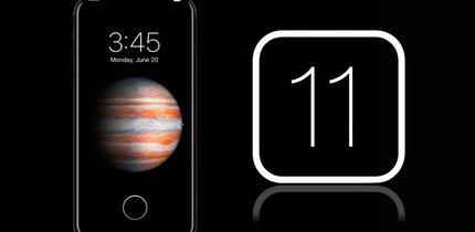 iOS 11 und iPhone 8: Interface-Konzept mit Touch Bar, neuen Gesten und AirDrop 2.0 in Aktion
