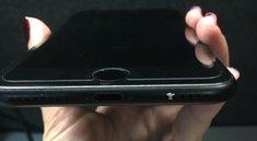 Lack blättert ab: Kratzer-Probleme mit dem matt-schwarzen iPhone 7
