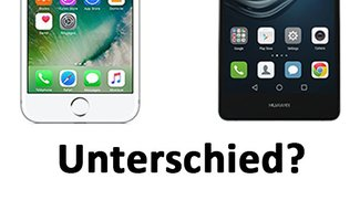 Unterschied: iPhone und Smartphone – Einfach erklärt
