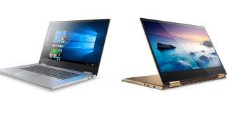 Lenovo Yoga 720: Neue High-End-Convertible mit viel Leistung und dünnen Displayrändern geleakt