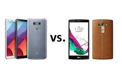 LG G6 und LG G4 im Vergleich:...