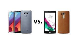 LG G6 und LG G4 im Vergleich: (K)ein würdiger Nachfolger