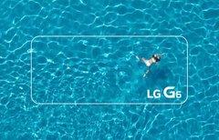 LG G6 ist wasserdicht und mit...