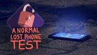 A Normal Lost Phone im Test: Gesellschaftskritik im Handy-Format