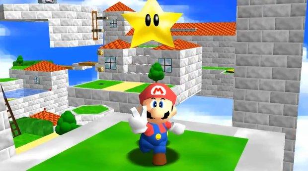 Super Mario 64: Reise ins Paralleluniversum