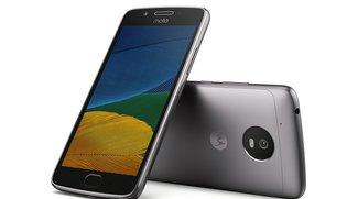 Moto G5: Metallenes Einsteiger-Smartphone mit Wechsel-Akku im Hands-On-Video