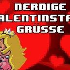 Auch Gamer können niedlich: Die nerdigsten Grüße zum Valentinstag