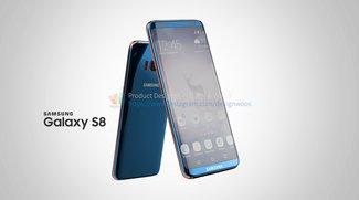 Samsung Galaxy S8 (Plus): Neue Bilder, finale Displaygrößen und optimistische Vorproduktion
