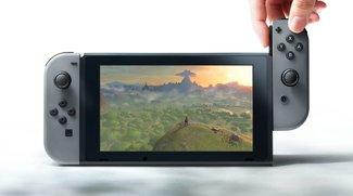 Nintendo Switch: Mii-Editor mit prall gefüllter Farbpalette
