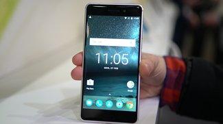 Nokia 3, 5 und 6 vor Ende Juni im Handel erhältlich