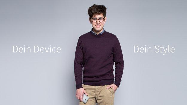 Dein Device, Dein Style: Das sind die Gewinner – und so sieht ihr Styling aus