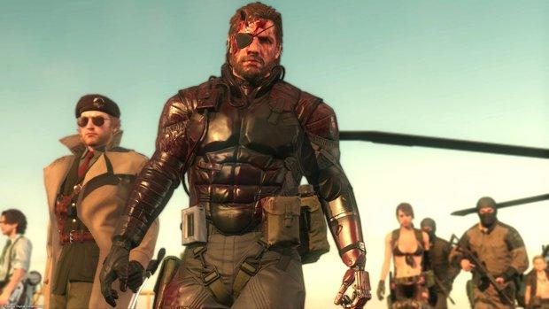 Metal Gear Solid: Verfilmung auf Kurs - Kojima involviert
