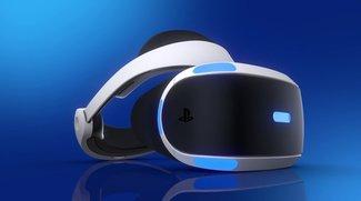 PlayStation VR: Patent weißt auf neue Tracking-Methode hin