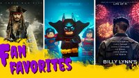 Film-Podcast: Fluch der Karibik 5,  Lego Batman & alle Superbowl-Trailer - Fan Favorites 5.6