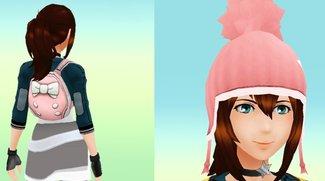 Pokémon GO: Trainer umziehen und Kleidung freischalten