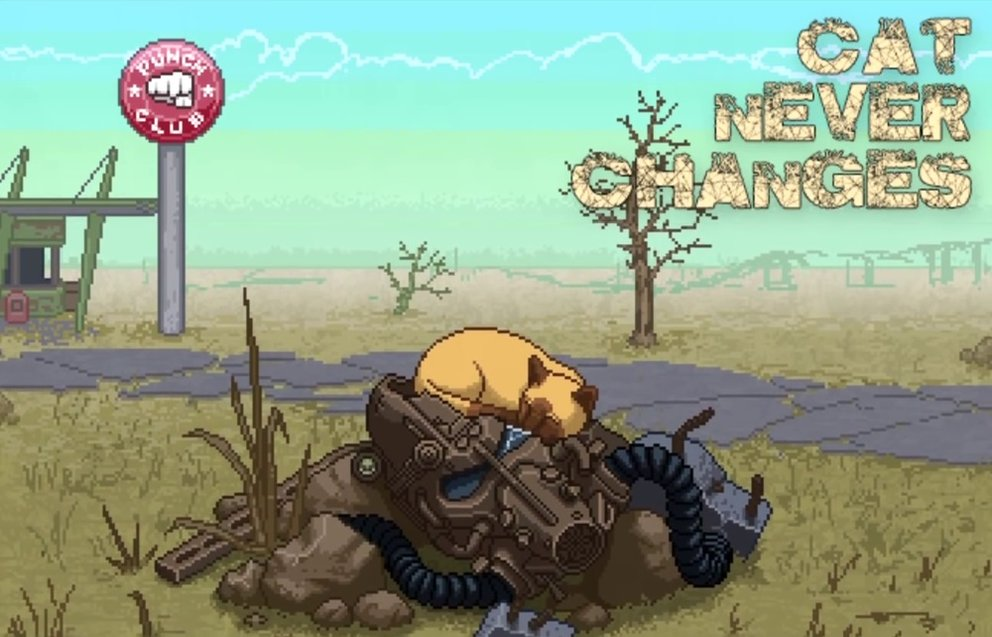 Wenn sich die Entwickler von Punch Club nicht gerade mit Katzen und Fallout 4 beschäftigen, arbeiten sie an Punch Club 2.