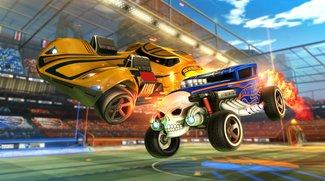 Rocket League: Hot-Wheels-DLC am 21. Februar