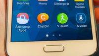 """Sorge um das Galaxy S8: Sprachassistent """"Bixby"""" soll auf S Voice basieren"""